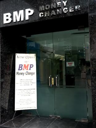 Cabang Baru BMP Money Changer